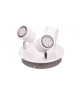 Oprawa biała SMD LED 3x4,5W 1215lm 3000K ciepła 150x75x540mm BONO-3C