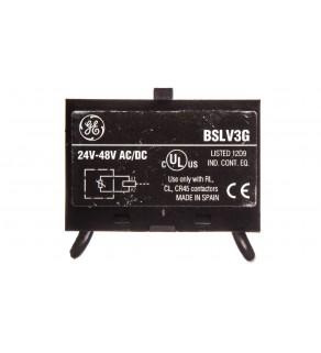 Ogranicznik przeciwprzepięciowy warystor 24V-48V AC/DC VAR.(CL..D..) BSLV3G 104720
