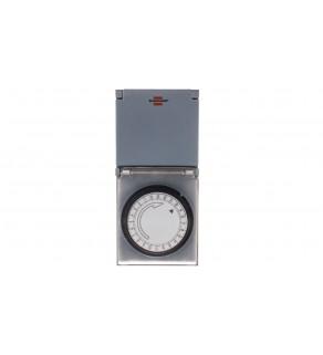 Mechaniczny sterownik czasowy (programator) MZ 44 IP44 1506464