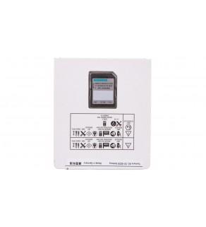 Karta pamięci SIMATIC S7 MEMORY CARD 2GB dla S7-1X00 CPU 3,3V FLASH 6ES7954-8LP02-0AA0
