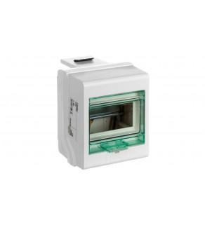 Kaseta odpływowa dla urządzeń modułowych 4P 32A moduły 5x18mm KSB32CM55