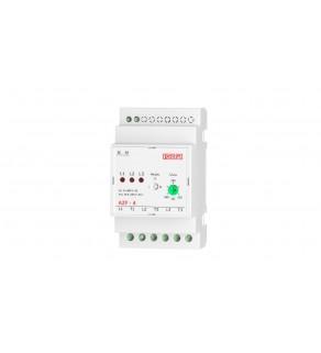 Automatyczny przełącznik faz z regulacją 16A 250V TH35 AZF-4